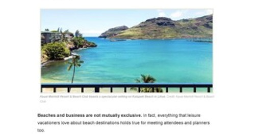 Corporate & Incentive Travel online