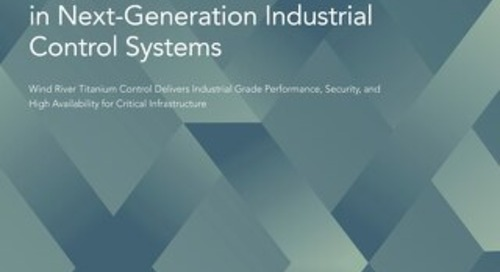 Requirements for Virtualization in Next-Generation Industrial Control Systems