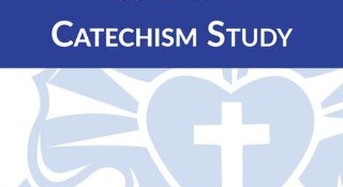 Student Book: 60-Lesson Catechism Study