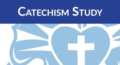 60-Lesson Catechism Study: Leader Guide Sample