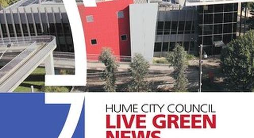 Live Green News - WINTER 2018