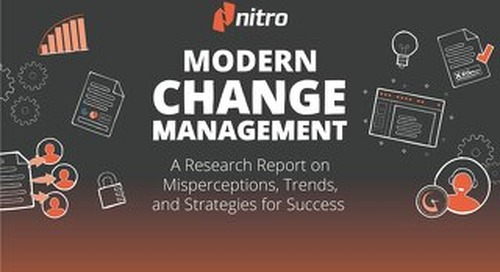 Modern Change Management