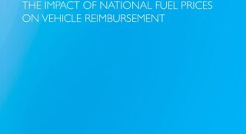 2015 Fuel Price Report: The Impact of National Fuel Prices on Vehicle Reimbursement