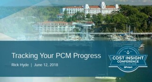 D1-3A-Tracking Your PCM Progress