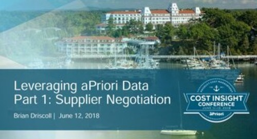 D1-3B-Leveraging Data - Part1 - Supplier Negotiations