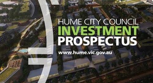 Hume Investment Prospectus