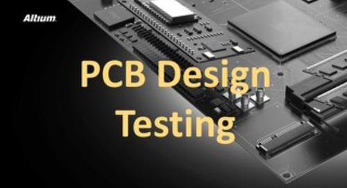 PCB Design Testing
