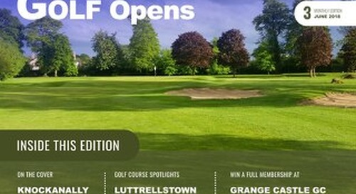 Golf Opens 2018 Digital Magazine - Issue 3
