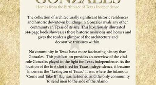 GRANDEUR OF GONZALES (book preview)