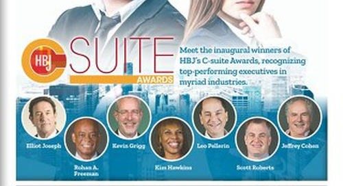 C-Suite Awards — June 18, 2018