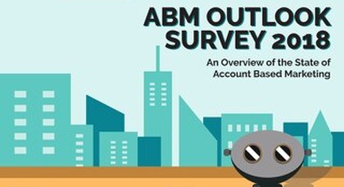 ABM Outlook Survey 2018  |  Engagio
