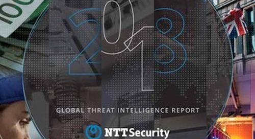 GTIR 2018 NTT Security Report
