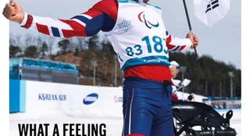The Paralympian Issue No. 1 2018