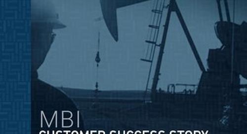 Customer Success Story: MBI