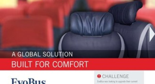 EvoBus & Southco: A Global Solution Built for Comfort