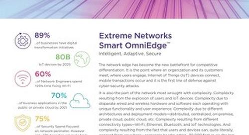 Smart OmniEdge: Intelligent, Adaptive, Secure