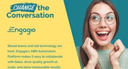 The ABM Platform that Grows with You  |  Engagio ABM
