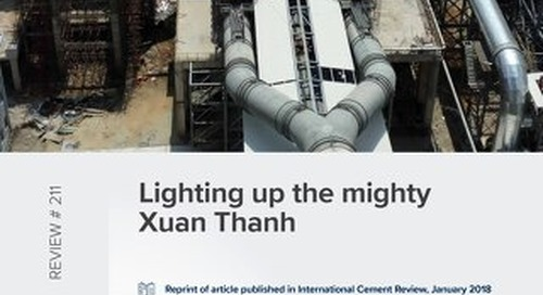 Lighting up the mighty Xuan Thanh