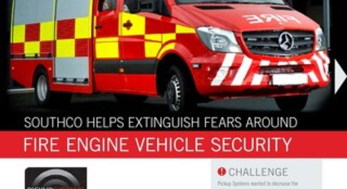 Pickup Systems & Southco: Extinguishing Fears Around Fire Vehicle Safety