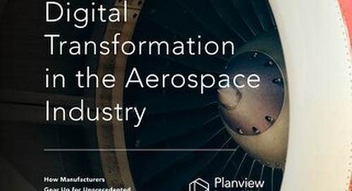 Digital Transformation in the Aerospace Industry
