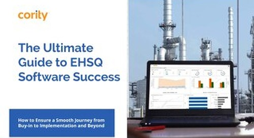 eBook - The Ultimate Guide to EHSQ Software Success