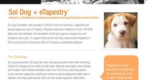 SoiDog & eTapestry Case Study