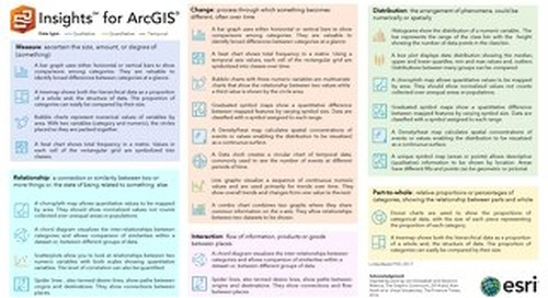Insights for ArcGIS: Visualization Options