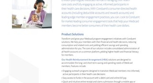 Consumer-Directed Accounts for Medicaid Programs
