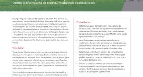 Portuguese OrCAD EE PSpice Designer Plus