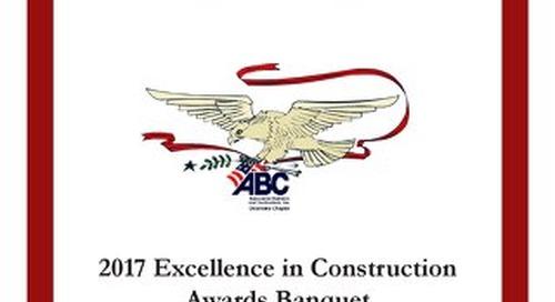 2017 ABC Awards Program