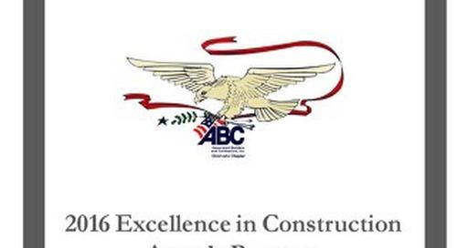 2016 ABC Awards Program