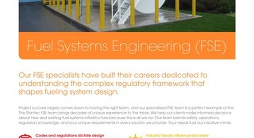 Stantec Fuel Systems Engineering