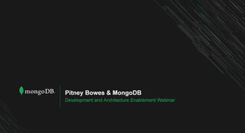 Pitney Bowes & MongoDB