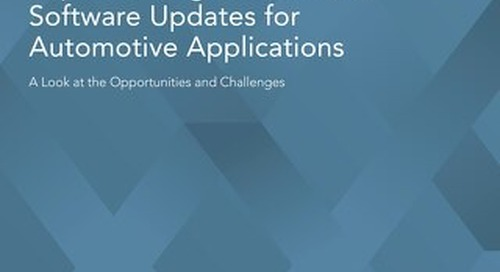 Implementing Over-the-Air Software Updates for Automotive Applications