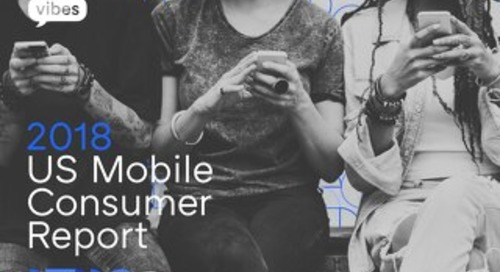2018 US Mobile Consumer Report