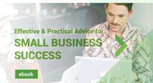 Effective & Practical Advice for Small Business Success