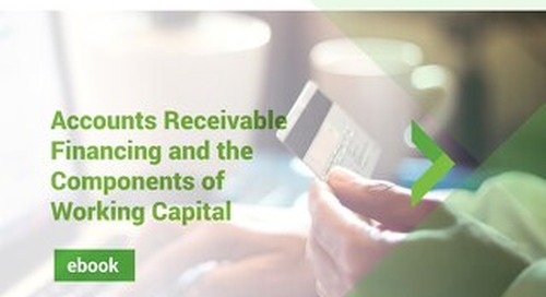 Accounts Receivable Financing and the Components of Working Capital