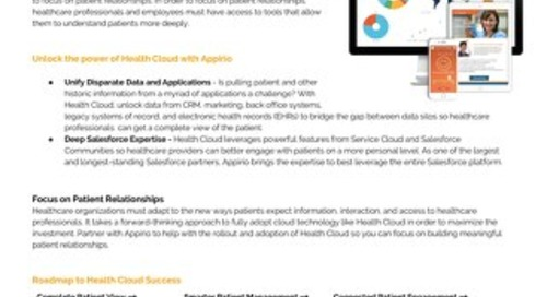 Salesforce Health Cloud