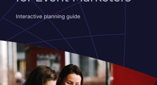 Event Marketers Planning Guide EMEA 2018