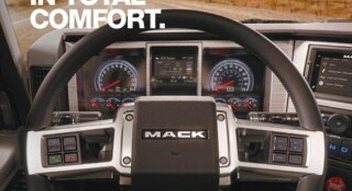 Mack Anthem Driver Environment