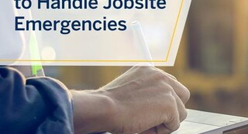 Using Technology to Handle Jobsite Emergencies
