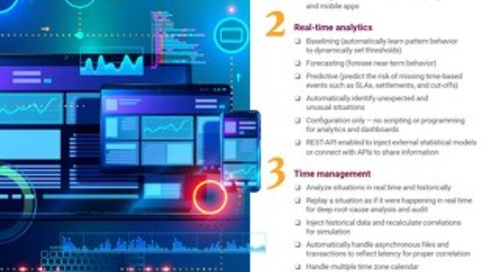 4 Must-Have Operational Intelligence Capabilities