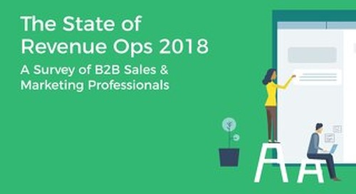 The State of Revenue Ops 2018