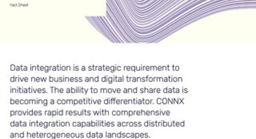 Facts about the CONNX platform