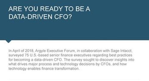 Argyle Survey of Data-Driven Finance eBook