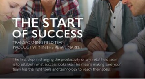 Transforming Field Team Productivity White Paper