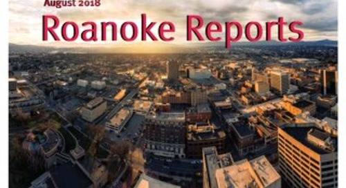 Roanoke Reports August 2018
