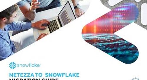 Netezza to Snowflake Migration Guide
