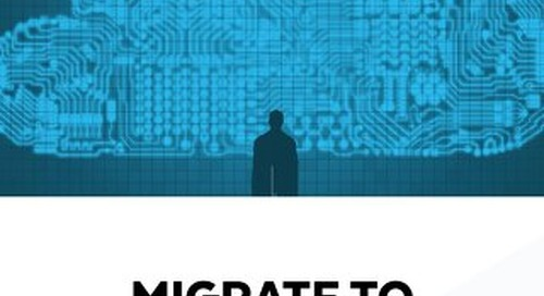 Migrate to the Cloud