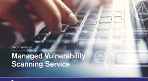 Managed Vulnerability Scanning Service